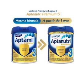 Aptanutri Premium 3 - 800g - Danone