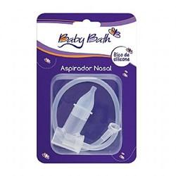 Aspirador Nasal com Bico Silicone - Baby Bath