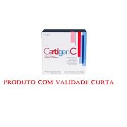 Cartigen C - Hibisco e Limão - caixa com 30 und de 13g - Farmoquímica