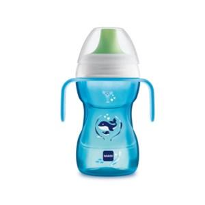 Copo Mam Fun To Drink 270ml - Azul