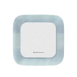 Curativo de Silicone com Prata - 12,5x12,5 - Biatain Silicone Ag - Coloplast