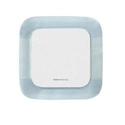 Curativo de Silicone com Prata - 15x15 - Biatain Silicone Ag - Coloplast