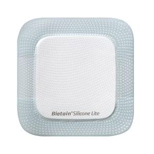 Curativo Espuma e Silicone - Adesivo - 10x10 - Biatain Silicone Lite - Coloplast
