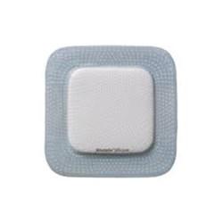 Curativo Espuma e Silicone - Adesivo -17,5x17,5 - Biatain Silicone - Coloplast