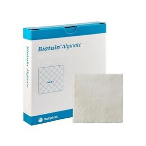 Curativo Hidrofibra Alginato de Cálcio -15x15 - Biatain - Coloplast