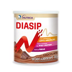 Diasip Em Pó Chocolate 360g – DANONE