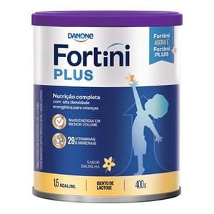 Fortini  em pó - Baunilha - 400g - Danone
