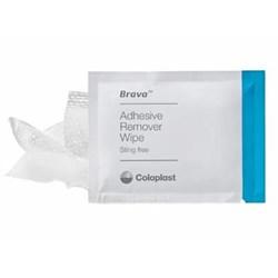Lenço Removedor de Adesivos - und-  Brava - Coloplast