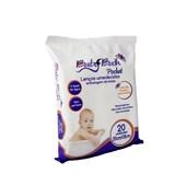 Produto Lenços Umedecidos - Pocket com 20 und - Baby Bath