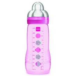Mamadeira Fashion Bottle Mam -330ml Girls