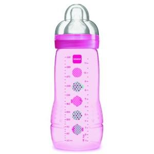 Mamadeira Fashion Bottle Mam -330ml Girls