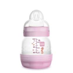 Mamadeira MAM Easy Start 130 ml Rosa - Embalagem Unitária