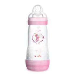 Mamadeira MAM  Easy Start 320ml  Rosa - Embalagem Unitária