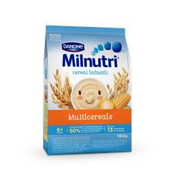 Milnutri - Cereal Multicereal 180g - Danone