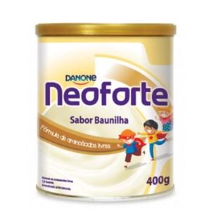 Neoforte Danone Baunilha - 400g