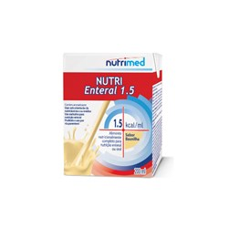 Nutri Enteral 1.5 Kcal/mL- Baunilha - 200mL - Nutrimed
