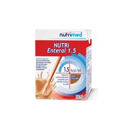 Nutri Enteral 1.5 Kcal/mL- Chocolate - 200ml - Nutrimed