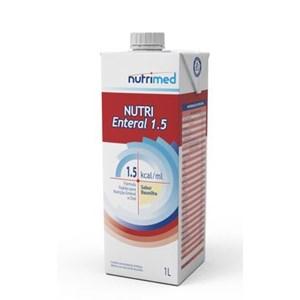Nutri Enteral 1.5 Kcal/mL Tetra Pack - 1000ml - Nutrimed