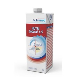 Nutri Enteral 1.5 Kcal/mL Tetra Pak - 1000ml - Nutrimed