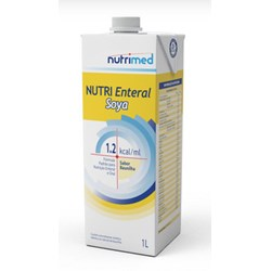 Nutri Enteral Soya 1.2 Kcal/mL Tetra Pak 1000mL - Nutrimed