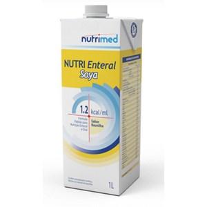 Nutri Enteral Soya 1.2 Kcal/mL Tetra Pak 1000mL - Nutrimed