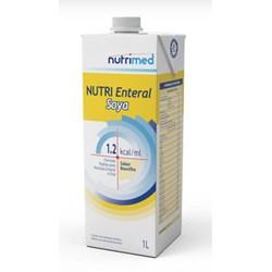 Nutri Enteral Soya 1.2Kcal/mL Tetra Pack 1000mL - Nutrimed
