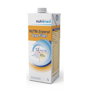 Nutri Enteral Soya Fiber 1.2Kcal/mL Tetra Pack 1000mL - Nutrimed