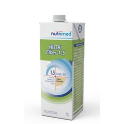 Nutri Fiber 1.5Kcal/ml Tetra Pak 1000mL - Nutrimed