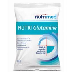 Nutri Glutamine - caixa com 40 Saches de 10g - Nutrimed