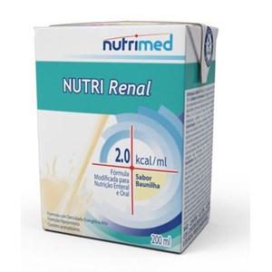 Nutri Renal 2.0 Kcal/mL 200mL - Nutrimed