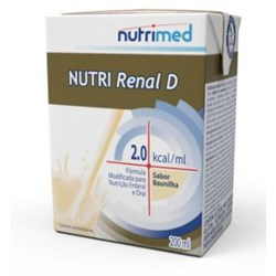 Nutri Renal D 2.0 Kcal/mL - 200 mL - Nutrimed