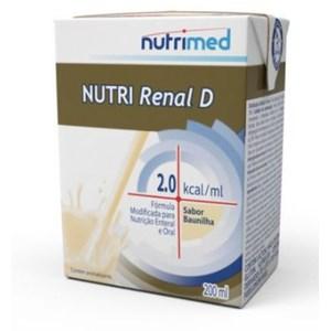 Nutri Renal D 2.0 Kcal/mL - 200 mL - Nutrimed