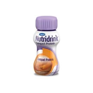 Nutridrink Compact Protein Capuccino - Kit 4 unidades de 125 mL - Danone