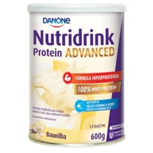 Nutridrink Protein Advanced - 600 gr - Baunilha - Danone