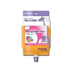 Nutrini Energy Multi Fiber - Pack 500ml - Danone