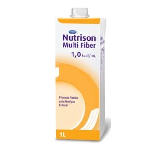 Nutrison Multi Fiber 1.0 Tetra Pak - 1000mL - Danone