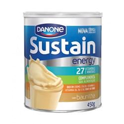Sustain Energy Baunilha 450g - Danone