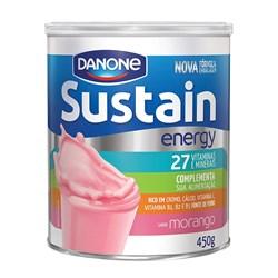 Sustain Energy Morango 450g - Danone